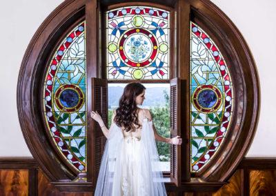 NM Bride Chinese Window