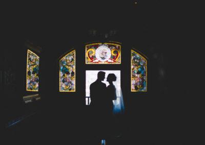 NM Bride & Groom Window