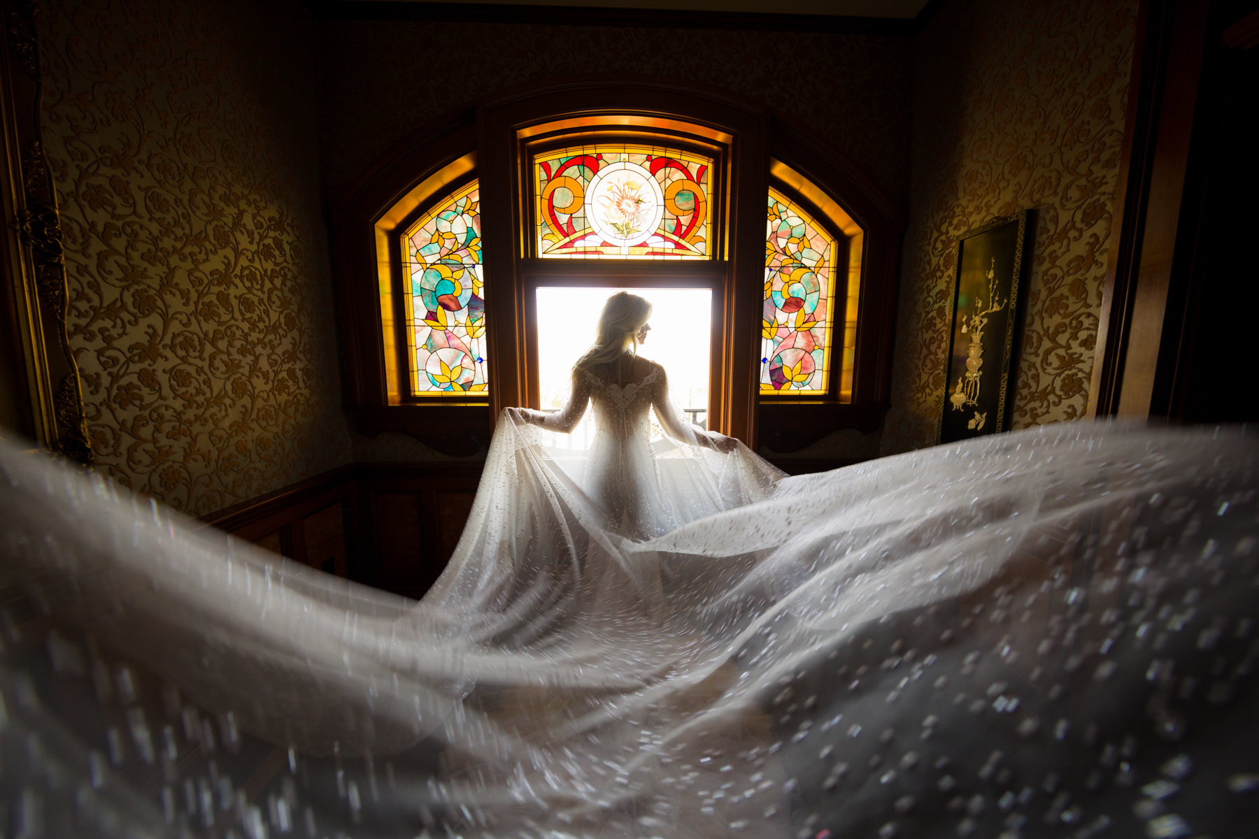 NM Bride Window